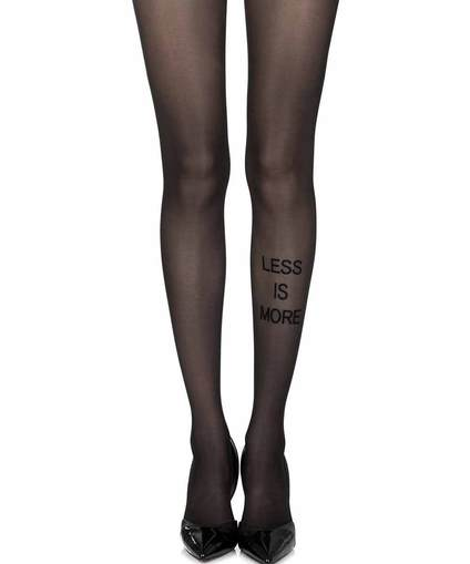 Zohara - Art on tights LESS IS MORE (20F289-BB) sukkpüksid